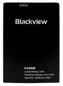 Акумулятор (Батарея) для Blackview BV5000 (5000mAh) Оригінал