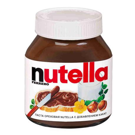 Шоколадная паста Nutella 600 г
