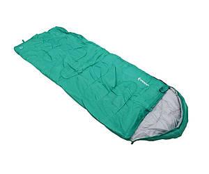 Спальний мішок Forrest 'Comfort Green' (30x180)x75