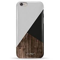 Накладка для iPhone 6 Plus/6s Plus пластик Pump Tender Touch Case Tree on Black