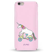 Накладка для iPhone 6 Plus/6s Plus пластик Pump Tender Touch Case Unicorn Biker