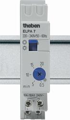 Лестничное реле ELPA 7 електронне, Theben