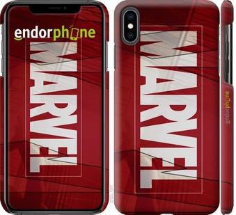 "✅ Чехол на iPhone XS Max Marvel ""2752c-1557-22203"", фото 2"