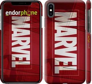 """✅ Чехол на iPhone XS Max Marvel """"2752c-1557-22203"""""""