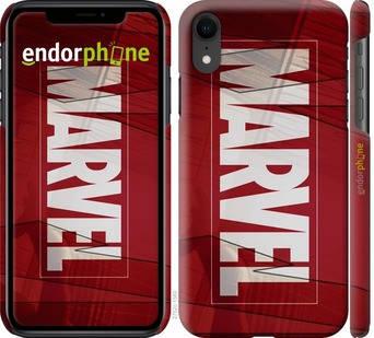 """✅ Чехол на iPhone XR Marvel """"2752c-1560-22203"""", фото 2"""