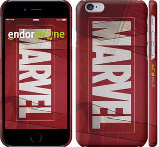 """✅ Чехол на iPhone 6 Marvel """"2752c-45-22203"""""""