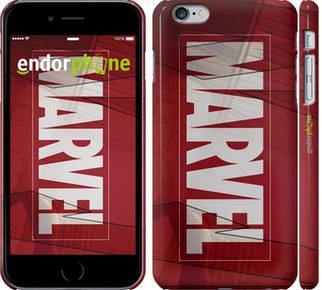 """✅ Чехол на iPhone 6s Plus Marvel """"2752c-91-22203"""""""