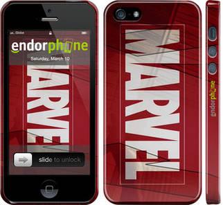 """✅ Чехол на iPhone 5s Marvel """"2752c-21-22203"""""""