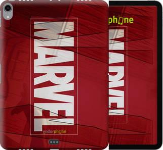 """✅ Чехол на iPad Pro 11 2018 Marvel """"2752u-1626-22203"""""""