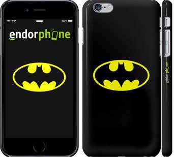 "✅ Чехол на iPhone 6 Plus Бетмен логотип ""3201c-48-22203"", фото 2"