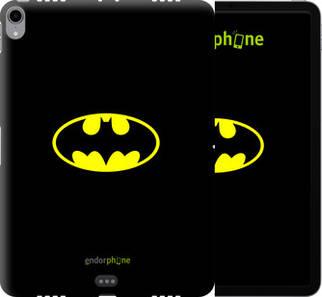 """✅ Чехол на iPad Pro 11 2018 Бетмен логотип """"3201u-1626-22203"""""""