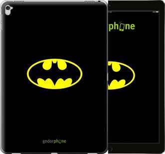 """✅ Чехол на iPad Pro 12.9 Бетмен логотип """"3201u-362-22203"""""""
