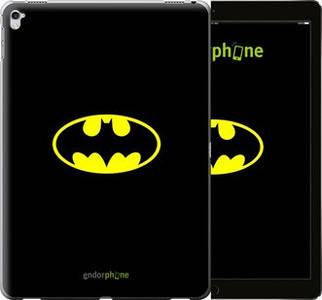 """✅ Чехол на iPad Pro 12.9 2017 Бетмен логотип """"3201u-1549-22203"""""""