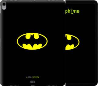 """✅ Чехол на iPad Pro 12.9 (2018) Бетмен логотип """"3201u-1625-22203"""""""