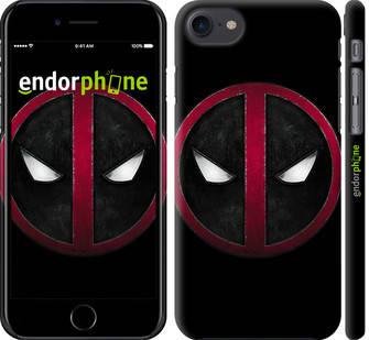 """✅ Чехол на iPhone 7 Дэдпул """"3405c-336-22203"""", фото 2"""