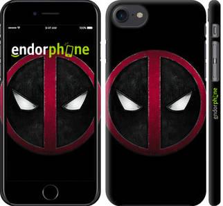 """✅ Чехол на iPhone 7 Дэдпул """"3405c-336-22203"""""""