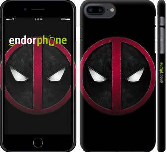 """✅ Чехол на iPhone 7 Plus Дэдпул """"3405c-337-22203"""", фото 2"""