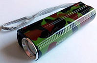 Фонарик Power Bank тактический мультифункциональный с USB - 5000 Lumens аккумуляторный.