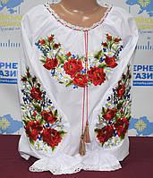 """Блузка вишиванка для дівчинки """"Оля"""""""
