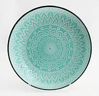 Тарелка обеденная 27см Astera Laces Light Blue 0480-FY20D2 AS