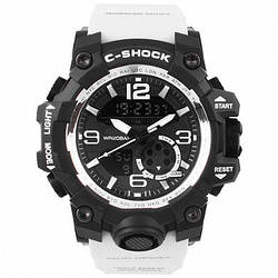 Часы наручные C-SHOCK GG-1000B Silver-Black (Реплика)