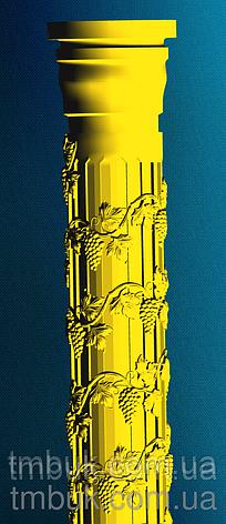 Колонна 9 - 1000х85х85 мм, фото 2