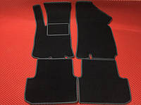 Автомобильные коврики из ковролина на GEELY EMGRAND EX7