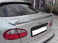 Спойлер багажника Daewoo Lanos \ Sens седан в стиле RS из ABS пластика, фото 1