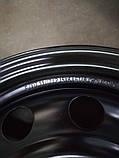 Диск колеса стальной R15x6.0J, Kia Rio 2011-14 QBR, 529104l000, фото 2