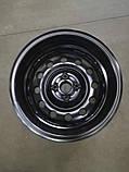 Диск колеса стальной R15x6.0J, Kia Rio 2011-14 QBR, 529104l000, фото 4