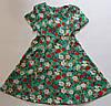 """Дитяче плаття для дівчинки 6-10 років,""""Квіточки"""",кольору при замовленні уточнюйте"""