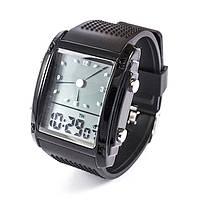 Часы светодиодные Skmei 0814 Black (0814BKB)
