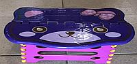 Стул складной пластиковый детский 18 см 100 грн