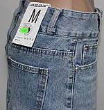 Юбка джинсовая, голубая, фото 6
