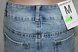 Юбка джинсовая, голубая, фото 7