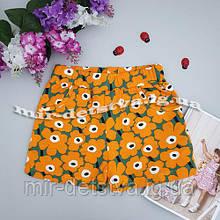 Трикотажні шорти для дівчаток ТМ Lovetti, Туреччина оптом р. 5-8 років (4 шт в ростовці)