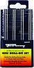 Мини сверла Forney  20 шт  для точного сверления
