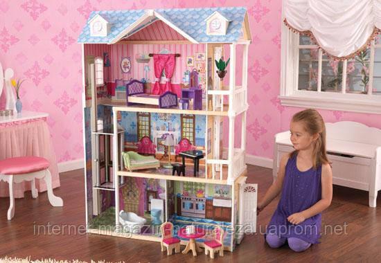 Интерактивный кукольный дом ТМ Kidkraft My Dreammy House (65823), фото 2