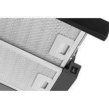 Вытяжка VENTOLUX GARDA 60 BK 1100 SMD LED , фото 3