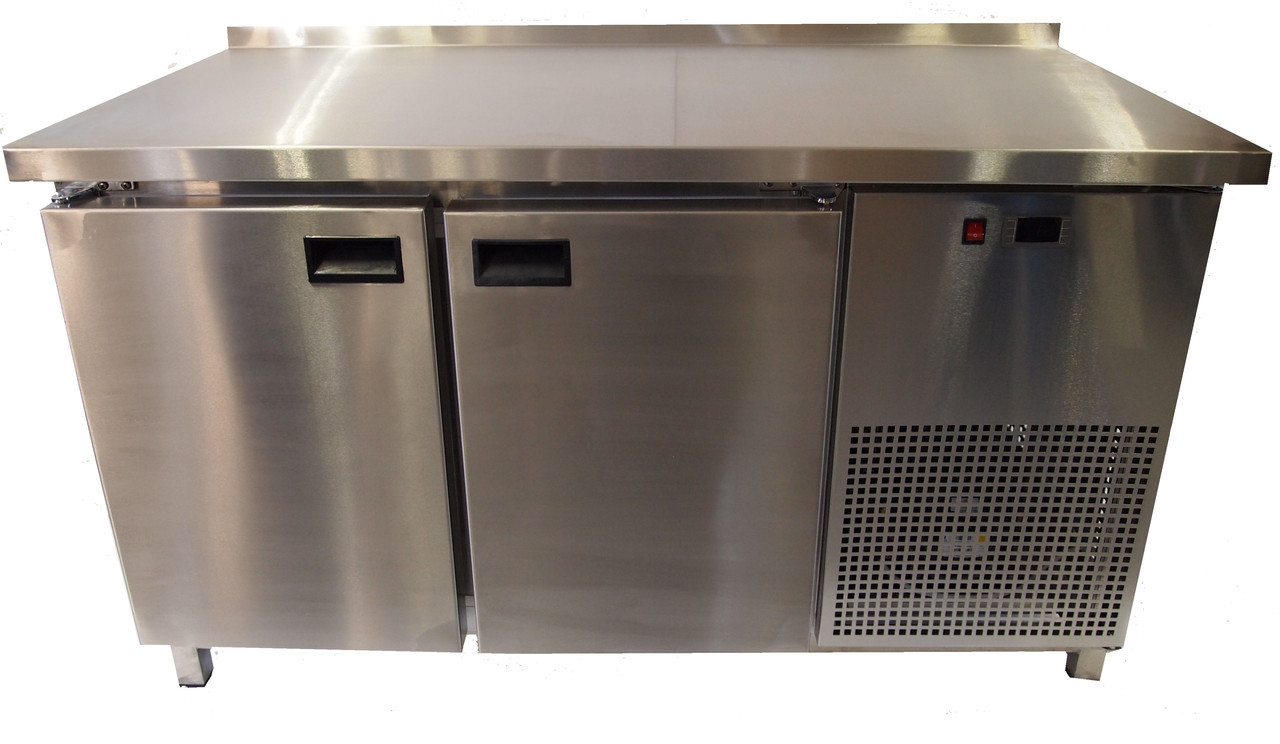 Холодильный стол 2-х дверный 1400х700х850
