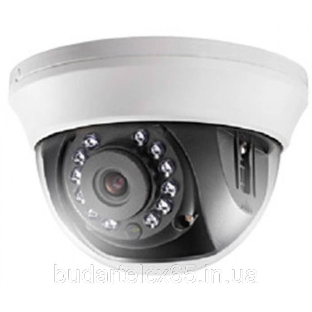 Камера видеонаблюдения Hikvision DS-2CE56D0T-IRMMF (2.8 мм) 2.0 Мр Turbo HD