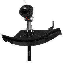 Электрический триммер (электрокоса) Procraft GT2000 , фото 3