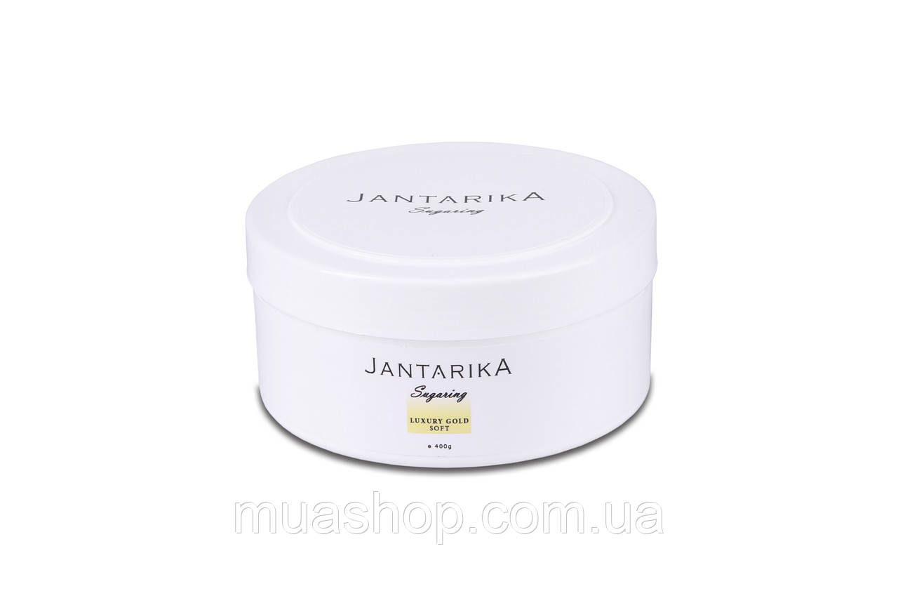 Сахарная паста JANTARIKА LUXURY Gold Soft (Мягкая) 400 грамм