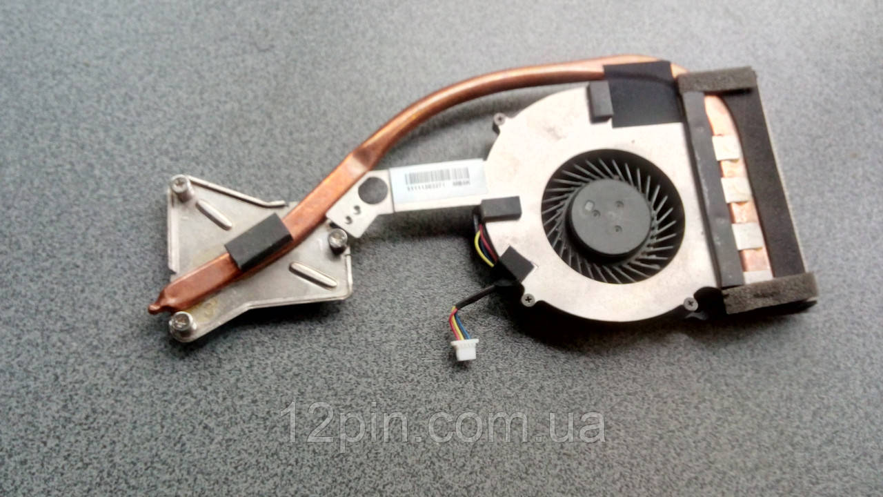 Система охлаждения Sony PCG-71C12V б.у. оригинал