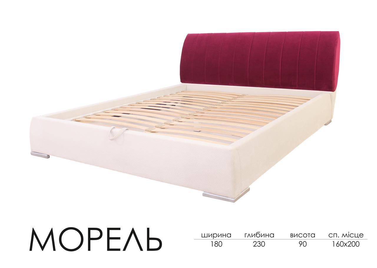 Кровать Шик-Галичина Морель без матраса