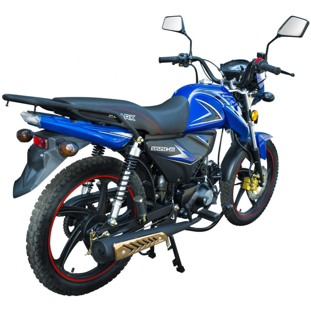 Мотоцикл Spark SP125C-2С