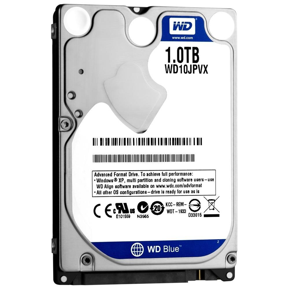 HDD WD Blue 1TB (WD10JPVX)