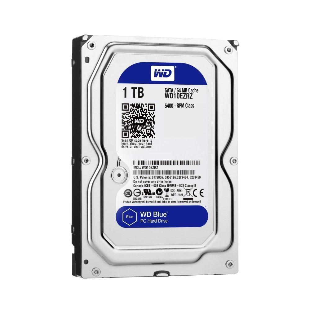 HDD WD Blue 1TB (WD10EZRZ)