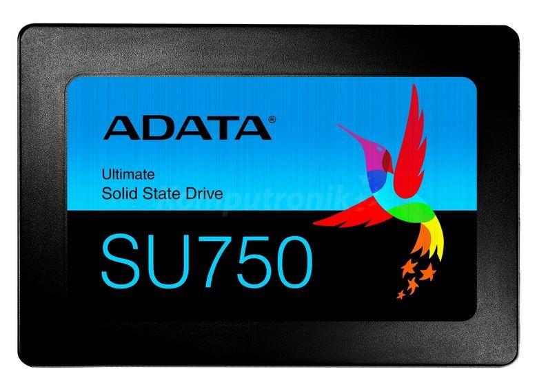 SSD ADATA SU750 256GB (ASU750SS-256GT-C)