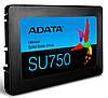SSD ADATA SU750 256GB (ASU750SS-256GT-C), фото 3